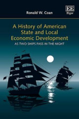 Omslag - A History of American State and Local Economic Development