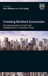 Omslag - Creating Resilient Economies