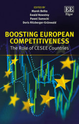 Omslag - Boosting European Competitiveness