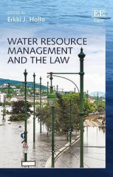 Omslag - Water Resource Management and the Law
