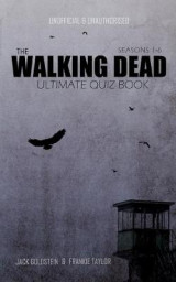 Omslag - The Walking Dead Ultimate Quiz Book