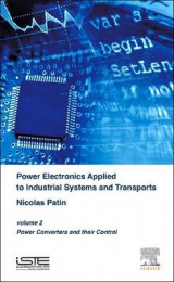 Omslag - Power Electronics Applied to Industrial Systems and Transports, Volume 2