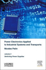 Omslag - Power Electronics Applied to Industrial Systems and Transports, Volume 3