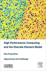Omslag - High Performance Computing and the Discrete Element Model