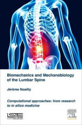 Omslag - Biomechanics and Mechanobiology of the Lumbar Spine