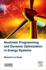 Omslag - Non Linear Programming and Dynamic Optimization in Energy Systems