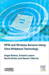 Omslag - RFID and Wireless Sensors Using Ultra-Wideband Technology
