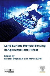 Omslag - Land Surface Remote Sensing in Agriculture and Forest