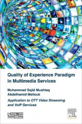 Omslag - Quality of Experience Paradigm in Multimedia Services