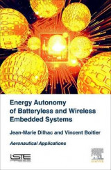 Omslag - Energy Autonomy of Batteryless and Wireless Embedded Systems