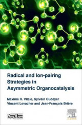 Omslag - Radical and Ion-pairing Strategies in Asymmetric Organocatalysis