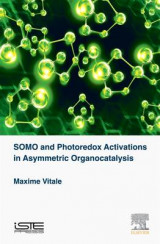 Omslag - SOMO and Photoredox Activations in Asymmetric Organocatalysis