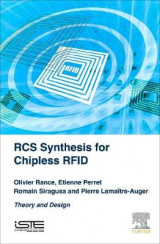 Omslag - RCS Synthesis for Chipless RFID