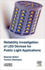 Omslag - Reliability Investigation of LED Devices for Public Light Applications
