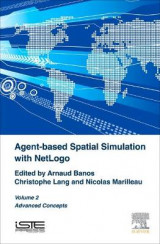 Omslag - Agent-Based Spatial Simulation with NetLogo: Volume 2