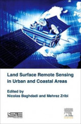 Omslag - Land Surface Remote Sensing in Urban and Coastal Areas