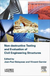 Omslag - Non-destructive Testing and Evaluation of Civil Engineering Structures