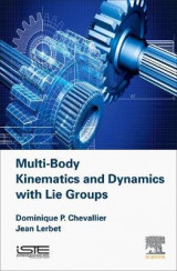 Omslag - Multi-Body Kinematics and Dynamics with Lie Groups