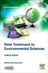 Omslag - Data Treatment in Environmental Sciences