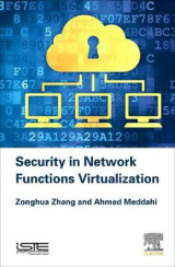 Omslag - Security in Network Functions Virtualization