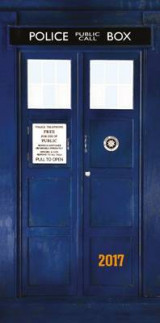 Omslag - Doctor Who Official 2017 Diary