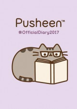 Omslag - Pusheen Official 2017 Diary (A5)