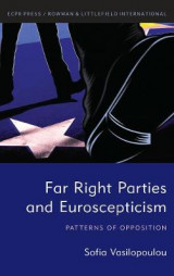 Omslag - Far Right Parties and Euroscepticism