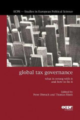 Omslag - Global Tax Governance