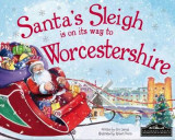 Omslag - Santa's Sleigh is on it's Way to Worcestershire