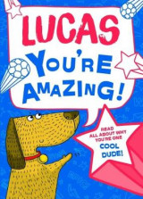 Omslag - Lucas - You're Amazing!