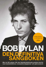Omslag - Dylan Bob Definitive Songbook Swedish Translation