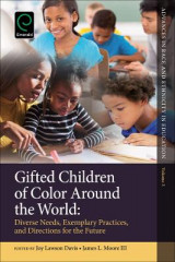 Omslag - Gifted Children of Color Around the World