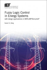 Omslag - Fuzzy Logic Control in Energy Systems with design applications in MATLAB (R)/Simulink (R)