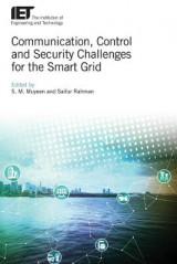 Omslag - Communication, Control and Security Challenges for the Smart Grid
