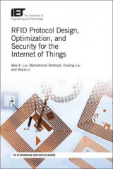 Omslag - RFID Protocol Design, Optimization, and Security for the Internet of Things