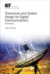 Omslag - Transceiver and System Design for Digital Communications