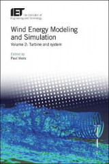 Omslag - Wind Energy Modeling and Simulation: Volume 2