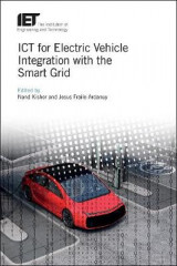 Omslag - ICT for Electric Vehicle Integration with the Smart Grid