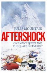 Omslag - Aftershock: The Quake on Everest and One Man's Quest 2017