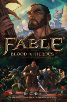 Fable av Jim C. Hines (Heftet)