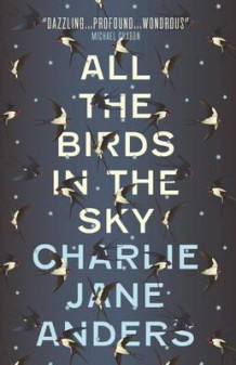 All the birds in the sky av Charlie Jane Anders (Heftet)