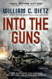Into the Guns av William C. Dietz (Heftet)