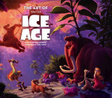 Omslag - The Art of Ice Age
