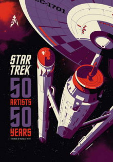 Star Trek: 50 Artists 50 Years av Titan Books (Innbundet)