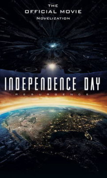 Independence Day - Resurgence av Alex Irvine (Heftet)