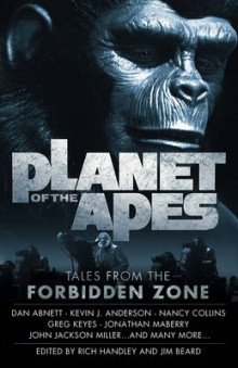Planet of the Apes: Tales from the Forbidden Zone av Rich Handley, Dan Abnett, Jim Beard, James Beard, Nancy Collins, Will Murray, Bob Mayer, John Jackson Miller, Greg Cox og Paul Kupperberg (Heftet)