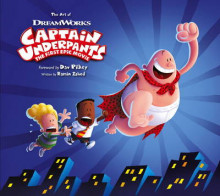 The Art of Captain Underpants av Ramin Zahed (Innbundet)