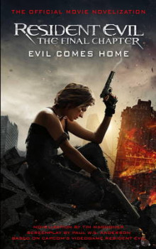 Resident Evil: The Final Chapter (The Official Movie Novelization) av Tim Waggoner (Heftet)