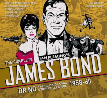 The Complete James Bond av Henry Gammidge, Anthony Hern og Peter O'Donnell (Innbundet)