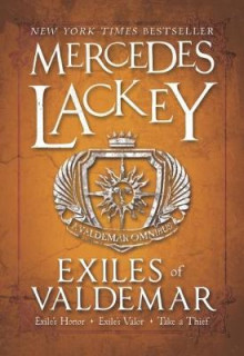 Exiles of Valdemar av Mercedes Lackey (Heftet)